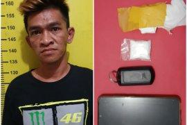 Polres Tabalong tangkap tiga tersangka narkoba