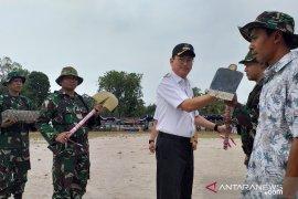 Wabup Belitung, Isyak Meirobie nyatakan TMMD percepat akselerasi pembangunan