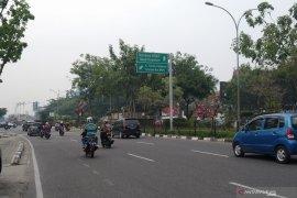 Asap berkurang, status darurat pencemaran udara di Riau dicabut