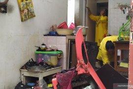 Kondisi terkini pascakebakaran yang hanguskan puluhan rumah di Medan
