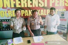 Polres Pangkalpinang tangkap tiga pengedar sabu
