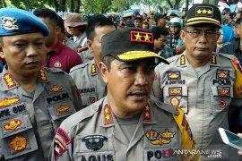 Polisi aniaya mahasiswa saat demo di DPRD Sumut dihukum disiplin