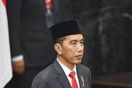 Jokowi serahkan urusan pelantikannya sebagai presiden ke MPR