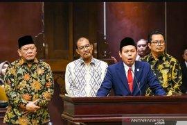 Empat nama calon pimpinan MPR dari DPD RI
