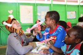 Pengungsi kerusuhan Wamena alami diare