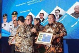 Pemkot Sibolga raih 2 penghargaan dari Kanwil Dirjen Perbendaharaan Sumut