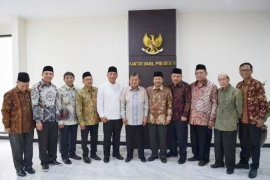 Wapres Jusuf Kalla dijadwalkan lantik pengurus DMI Jatim