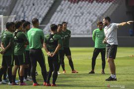 Timnas Indonesia dikalahkan UAE lima gol tanpa balas