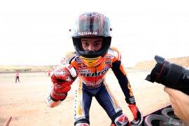Marquez tinggal lakukan kunci gelar juara dunia di Buriram