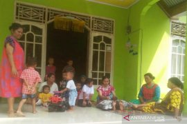 Turuti anak, Yusi terhindar kerusuhan Wamena, Papua