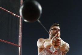 Kejuaraan dunia atletik, Pawel Fajdek jadi pelanggan medali emas lontar martil