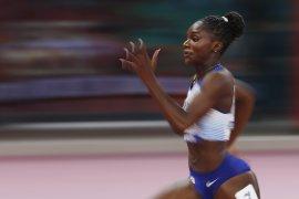 Kejuaraan dunia atletik, Dina Asher-Smith sabet emas sprint 200m putri