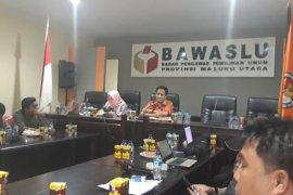 Bawaslu : Pilkada dua kabupaten di Malut terancam ditunda