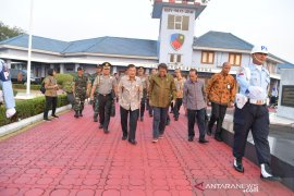 Wapres Jusuf Kalla kunjungan kerja ke Jawa Timur