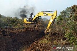 Pemkab Mukomuko lakukan normalisasi drainase