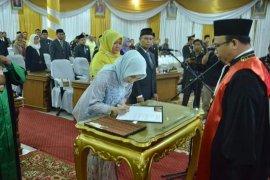 Anita Yasmin pimpin DPRD Batanghari periode 2019-2024