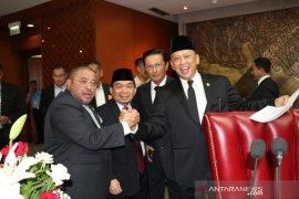 Bamsoet  ditetapkan sebagai Ketua MPR