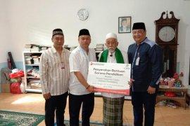 Semarakkan HUT ke-19 Provinsi Banten, Bank Banten Bantu Operasional Pondok Pesantren