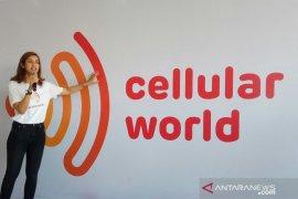 Cellular World perkenalkan logo baru