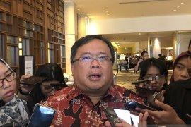 Menteri PPN: ibu kota negara baru berkapasitas 3 juta penduduk