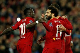 Hasil Liga Champions, Liverpool susah payah kalahkan Salzburg 4-3 di kandang