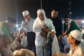 Habib Luthfi berikan tausiah kepada 1.300 warga Lapas Cikarang