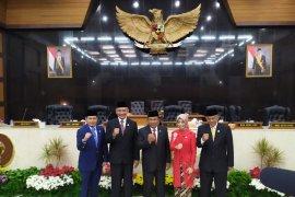 Lima pimpinan DPRD Jabar resmi ditetapkan