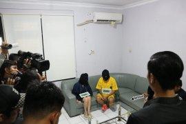 Polisi tangkap pasangan selingkuh dalam kasus percobaan pembunuhan