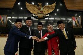 Lima pimpinan DPRD Jabar 2019-2024, ini profilnya