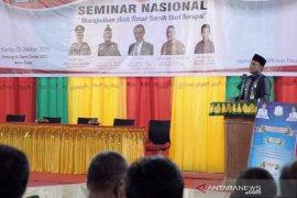 Bupati Aceh Timur buka seminar Nasional GMPK