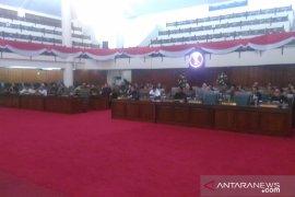 DPRD Kalbar sepakati delapan fraksi periode 2019-2024