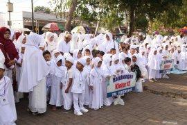 1.112 murid TK ikuti Gebyar Manasik Haji