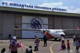 Lima karyawan PTDI terdakwa penggelapan onderdil pesawat Rp5,3 miliar