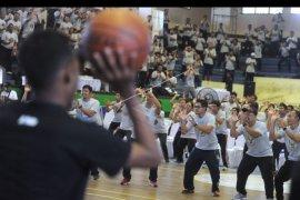 NBA beri pelatihan bagi guru olah raga Indonesia