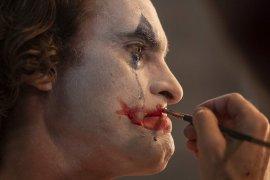 """Film """"Joker"""" mulai diputar, keamanan AS ditingkatkan"""