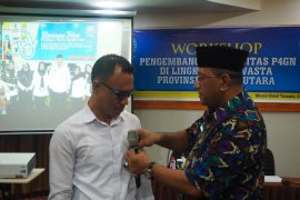 BNNP Malut  gandeng karyawan swasta sosialisasikan program P4GN