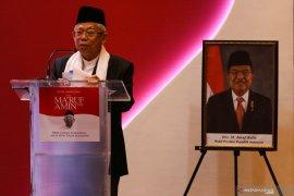 Usai dilantik, Ma'ruf Amin dijawalkan terima sejumlah tamu negara