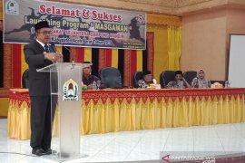 Aceh Barat launching masyarakat sejahtera gampong  mandiri
