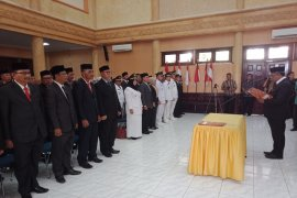 Pemkab Aceh Barat mutasi ratusan pejabat baru