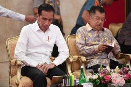 Hasil kinerja bidang hukum, lima tahun bersama Jokowi-Jusuf Kalla