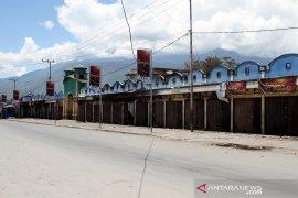 Pedagang Sumbar ingin kembali ke Wamena meski kios ludes terbakar