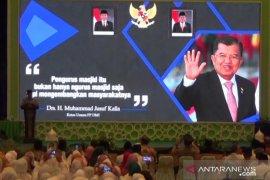 Jusuf Kalla: Masjid harus punya fungsi ekonomi (Video)