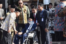 Wakil Presiden kunjungi pondok pesantren Gontor