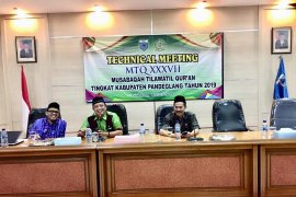Pemkab Pandeglang siap gelar MTQ Ke-37 di Kecamatan Saketi