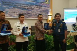 Tingkatkan keamanan dan keselamatan pelabuhan, KSOP Banten seminar implentasi ISPS CODE