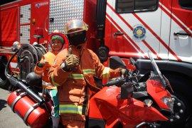 Tim Walang Kadung jadi garda terdepan pemadam kebakaran di Surabaya