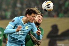Liga Europa, Wolfsburg amankan satu poin dari Saint-Etienne