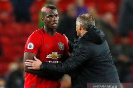 MU vs Newcastle United, Paul Pogba diragukan tampil