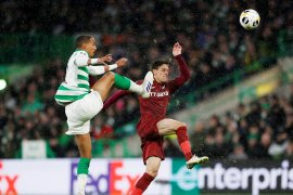 Liga Europa, Celtic tumbangkan CFR Cluj, Lazio bangkit atasi Rennes