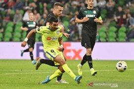 Liga Europa, Dwigol Angel Rodriguez menangkan Getafe kala Basel imbangi Trabzonspor